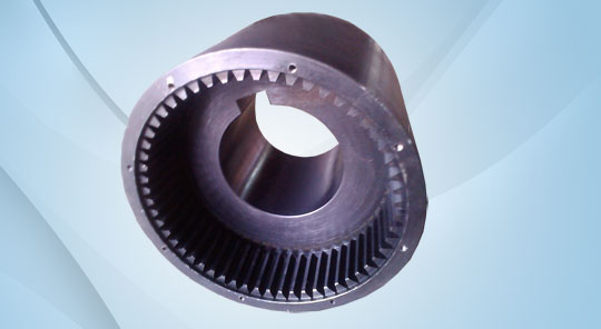 Gear Type Drum for Steel Plant Machinery