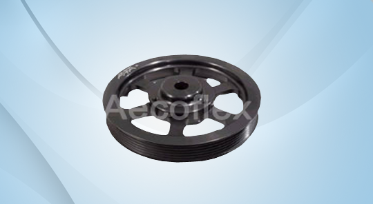 Solid and Pilot Bore Pulley