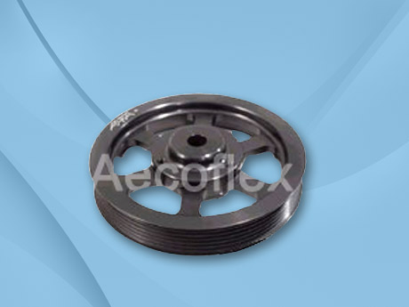 Solid Pilot Bore Pulley