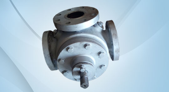 Valve for Road Constration Machine